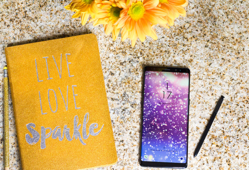 9 Tips to Become an Organized Parent with the Samsung Galaxy Note8 – Homemade for Elle