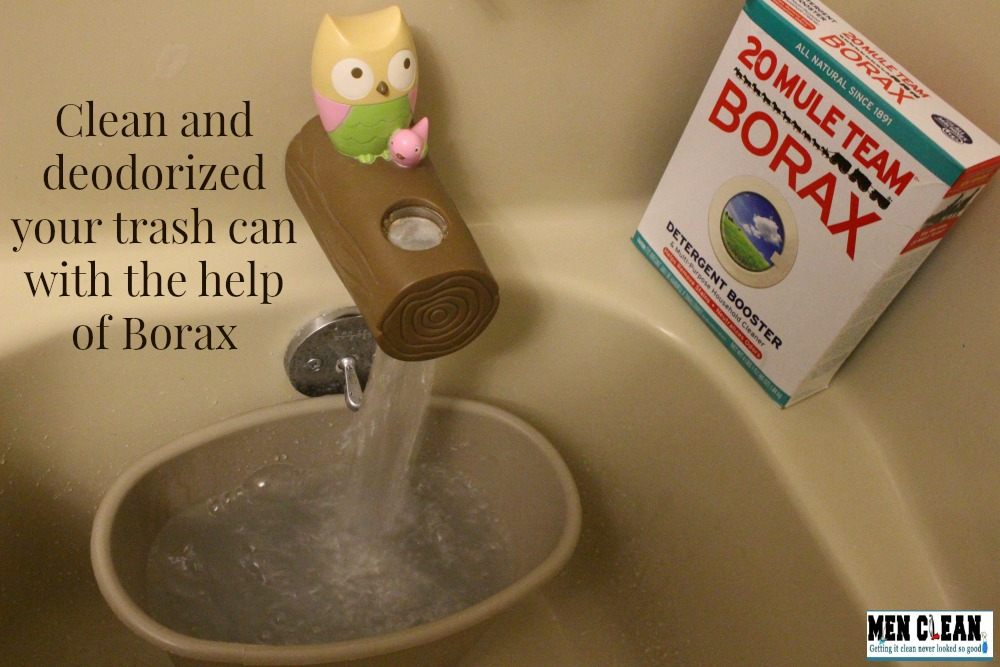 Back to School Cleaning with Borax