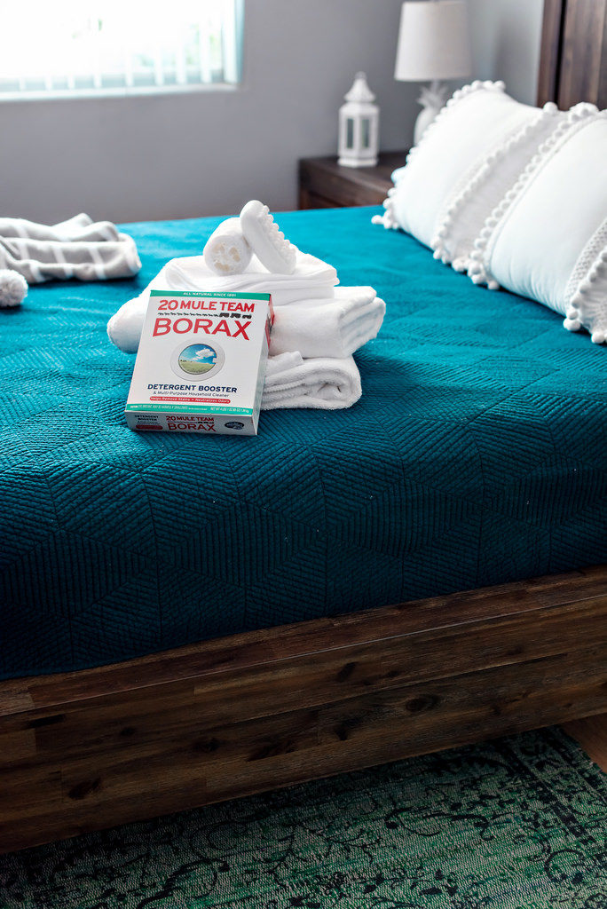 how to clean guest pillows, mattresses and linens