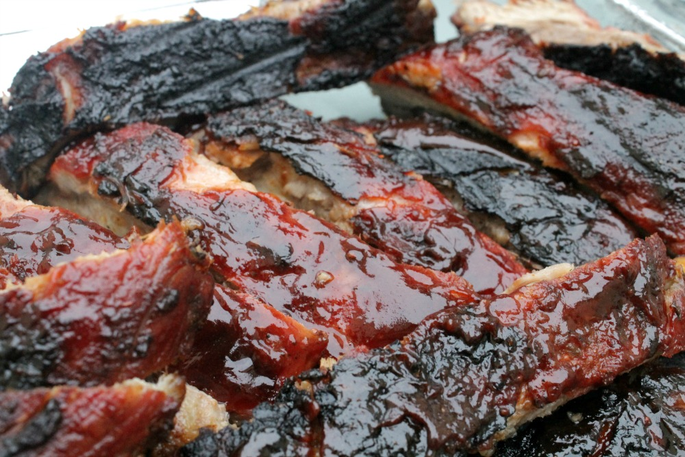 Dr Pepper® Chipotle BBQ Ribs