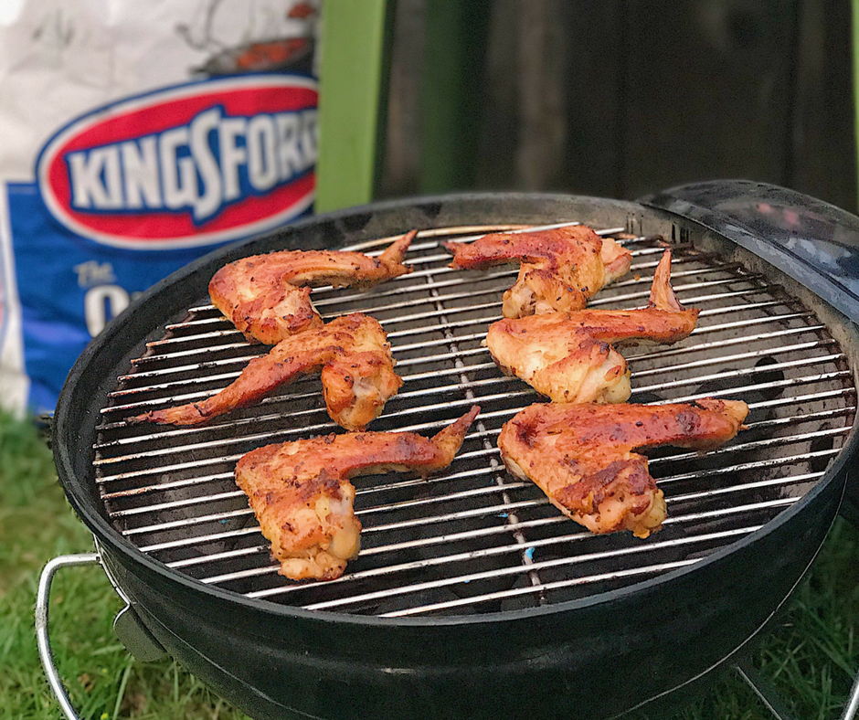Smoked Chicken Wings Tailgating Recipe – also known as mama