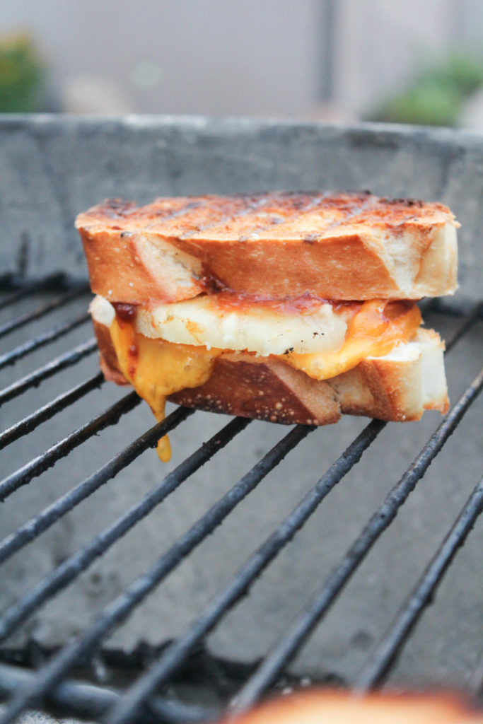 Tailgating: Gourmet Grilled Cheese Sandwiches – Let's Mingle Blog