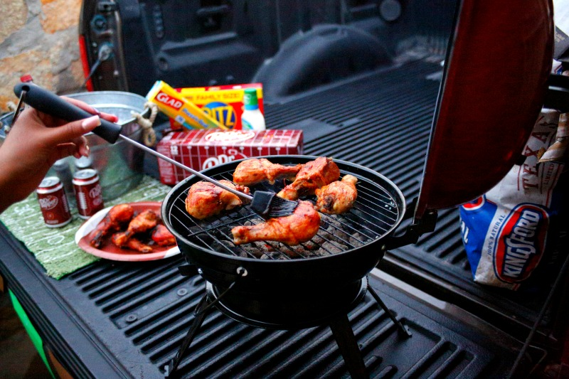 Grillgating and a Dr Pepper BBQ Sauce Recipe – Jordan's Easy Entertaining