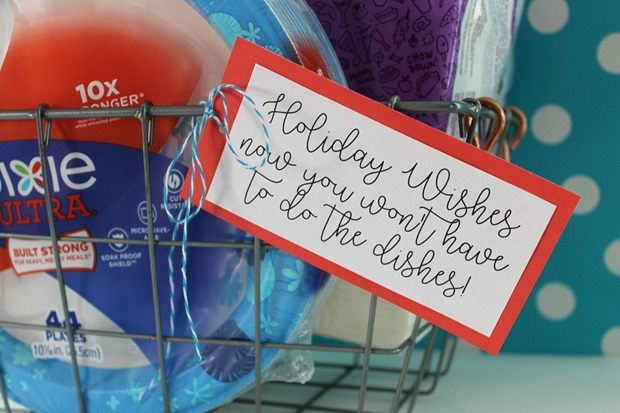 Ginger Snap Crafts: Hostess Gift Idea