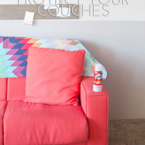 How To Protect Your Couches