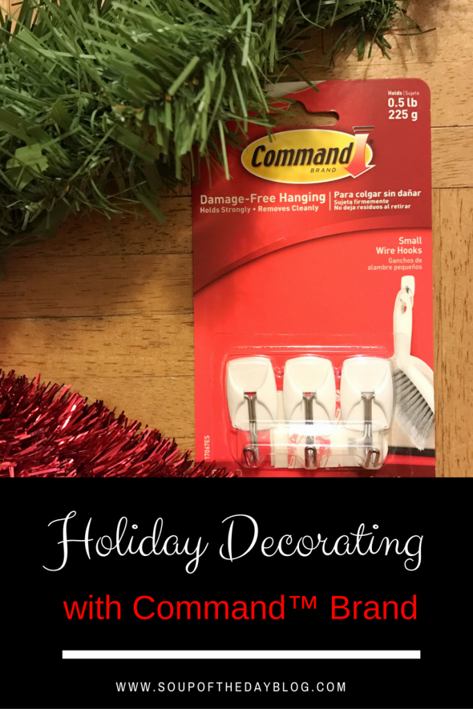 Decorating with Command™ Brand • Soup of the Day