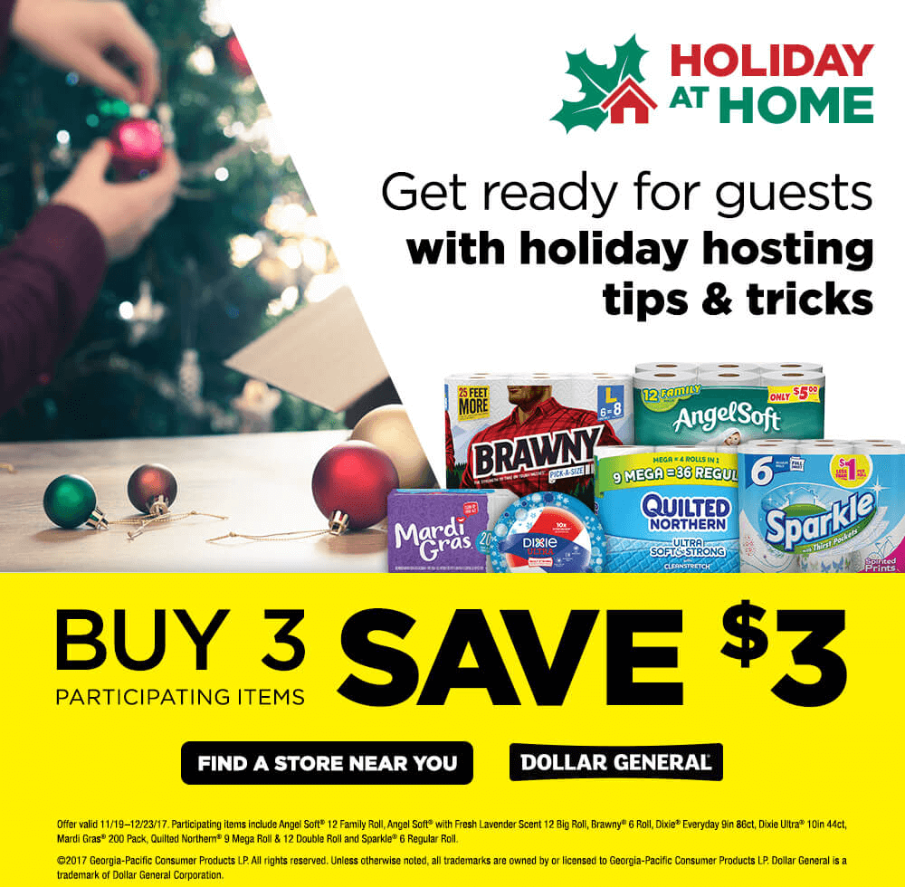 Get ready for guests with holiday hosting tips & tricks