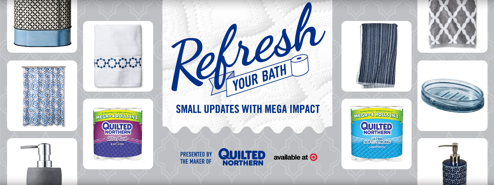 Quilted Northern Refresh